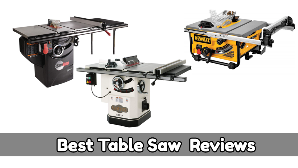 Best Table Saw Reviews - Table-Review.com