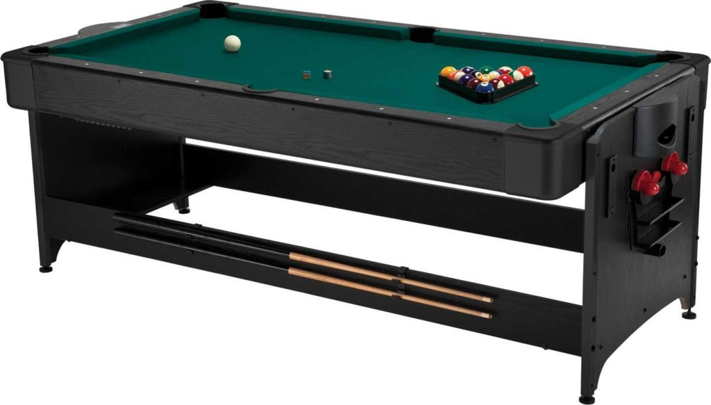 Fat Cat Original 3-in-1 Game Table Pool, Ping Pong and Air Hockey