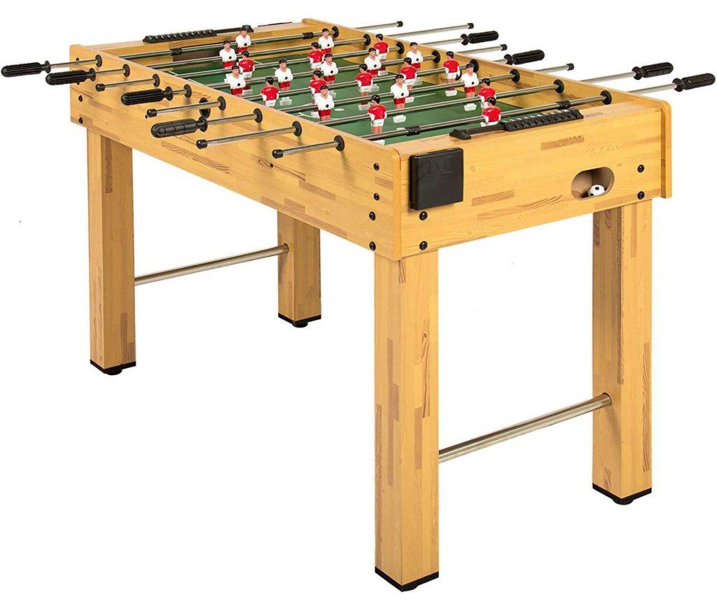 Wooden Foosball Table By Best Choice Products